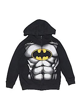 Batman Zip Up Hoodie Size 7