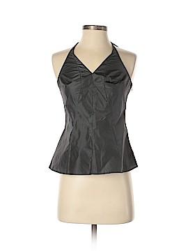 Giorgio Armani Sleeveless Silk Top Size 40 (IT)