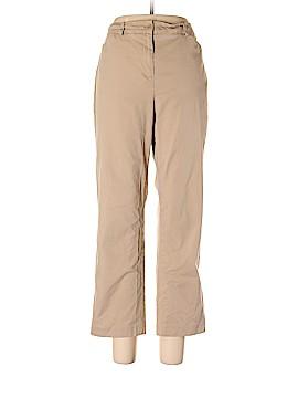 Jones New York Signature Khakis Size 14 (Petite)