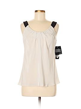 Nine West Sleeveless Silk Top Size 6