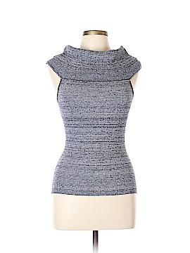 Ganni Short Sleeve Top Size Lg (3)