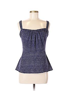 CAbi Sleeveless Blouse Size 8