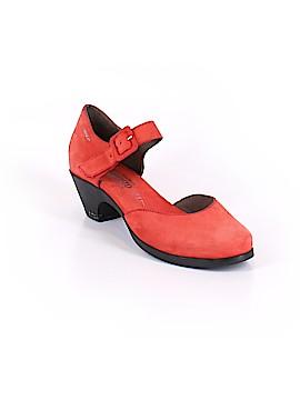 Mephisto Heels Size 7