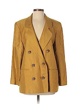 Doncaster Silk Blazer Size P