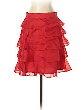 Zara Silk Skirt Size M