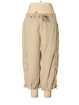 A.n.a. A New Approach Linen Pants Size 18w (Plus)