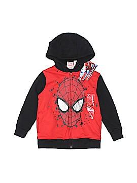 Marvel Zip Up Hoodie Size 4T