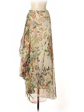 Kenzo Silk Skirt Size 36 (FR)