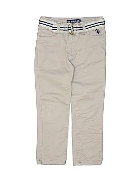 U.S. Polo Assn. Khakis Size 5