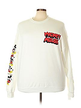 Disney Sweatshirt Size 2X (Plus)