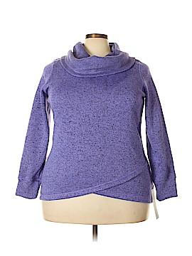 Ideology Sweatshirt Size 1X (Plus)