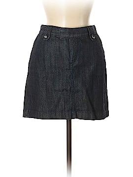 Banana Republic Factory Store Denim Skirt Size 8