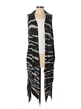 Lauren Vidal Wool Cardigan Size M