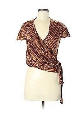 Tara Jarmon Short Sleeve Blouse Size 40 (EU)