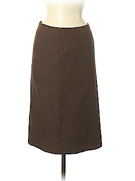 Carolina Herrera Silk Skirt Size 4