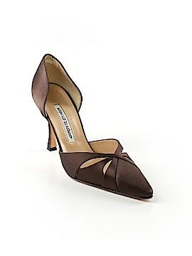 Manolo Blahnik Heels Size 37 (EU)