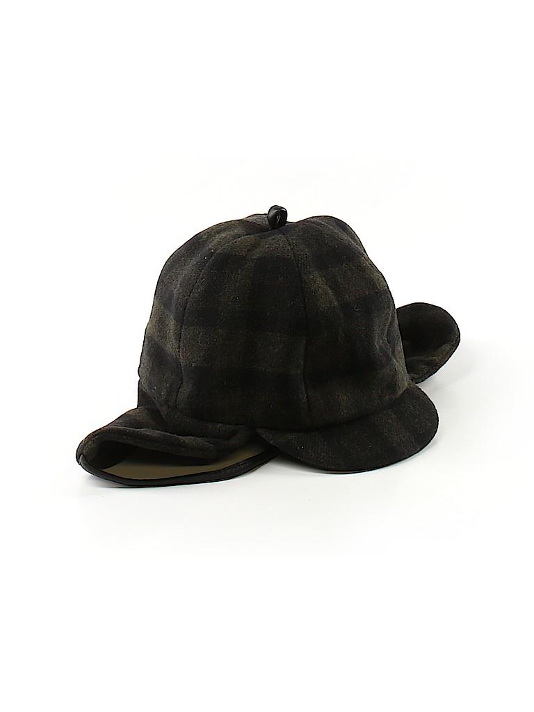 cd26ef8d9eb Eugenia Kim 100% Wool Plaid Dark Green Winter Hat One Size - 72% off ...