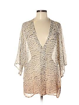 Gypsy 05 3/4 Sleeve Silk Top Size M