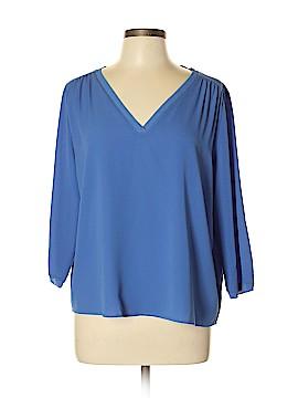 Gerard Darel 3/4 Sleeve Blouse Size 42 (FR)