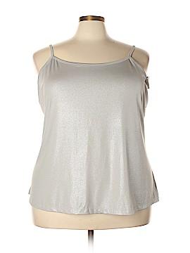 Fashion Bug Sleeveless Blouse Size 4X (Plus)