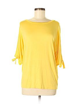 Cupio 3/4 Sleeve Top Size M