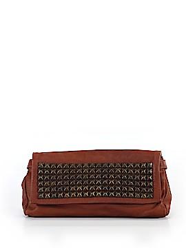 Tylie Malibu Leather Clutch One Size