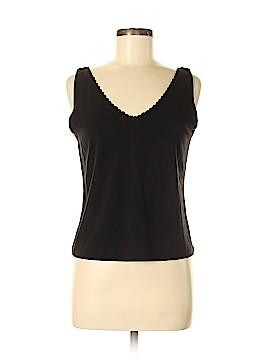 Sigrid Olsen Sleeveless Silk Top Size M
