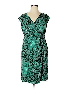 Apt. 9 Casual Dress Size 0X (Plus)