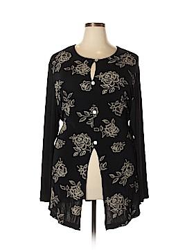 Cimmaron Dress Long Sleeve Top Size 24 (Plus)