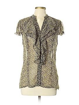 Sam & Max Short Sleeve Blouse Size XL