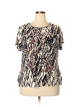 East5th Short Sleeve T-Shirt Size 2X (Plus)
