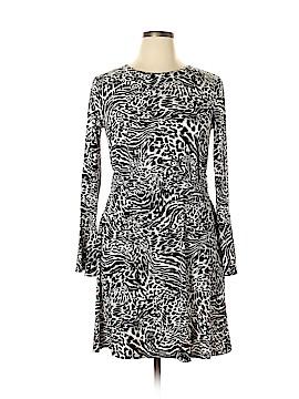 MICHAEL Michael Kors Casual Dress Size L (Petite)