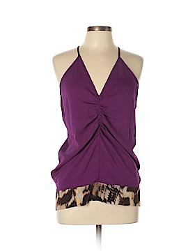 Yigal Azrouël New York Sleeveless Silk Top Size XL (4)