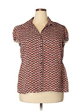 Cato Short Sleeve Blouse Size 18 - 20W (Plus)