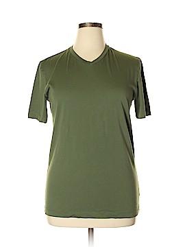 Velvet by Graham & Spencer Short Sleeve T-Shirt Size L