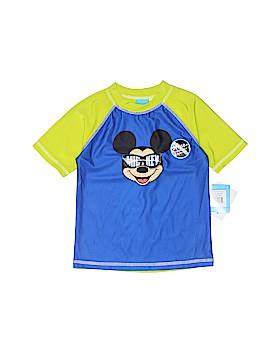 Disney Rash Guard Size 4T