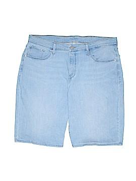 Levi's Denim Shorts Size 20w (Plus)