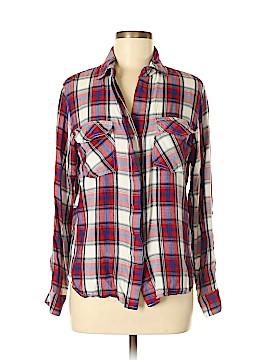 Sam Edelman Long Sleeve Button-Down Shirt Size M