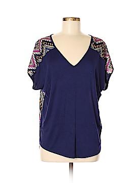 Pixley Short Sleeve Top Size M