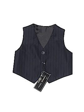 Andrew Fezza Tuxedo Vest Size 12 mo
