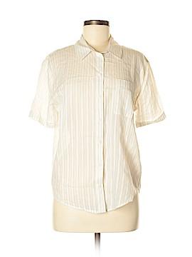 Treasure & Bond Short Sleeve Button-Down Shirt Size S