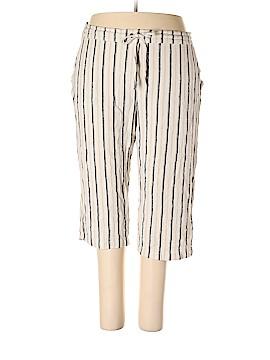Per Se Linen Pants Size 3X (Plus)