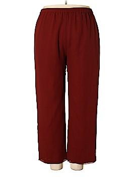 Roaman's Casual Pants Size 20 (Plus)