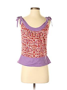 Lula Kate Sleeveless Blouse Size 2