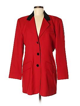 Casual Corner Wool Blazer Size 12