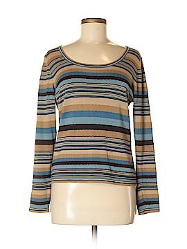 Evan Picone Silk Pullover Sweater Size M