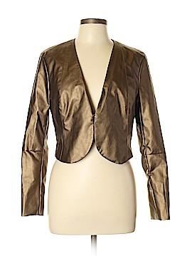 Crosby Faux Leather Jacket Size L