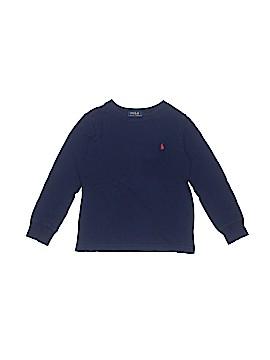 Polo by Ralph Lauren Long Sleeve T-Shirt Size 4/4t