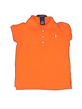 Ralph Lauren Short Sleeve Polo Size 5