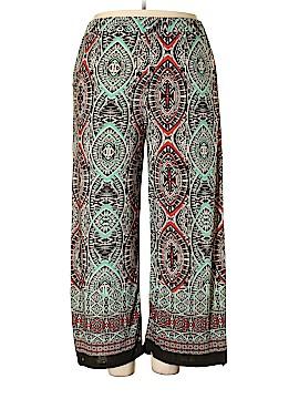 Mlle Gabrielle Casual Pants Size 2X (Plus)